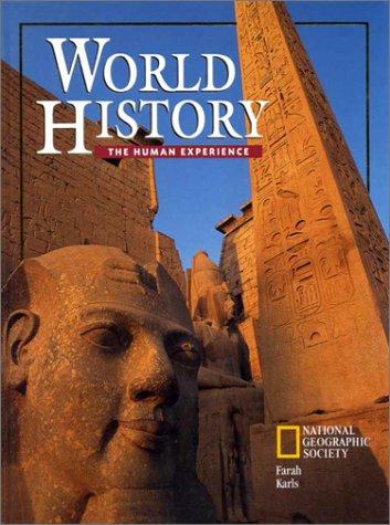 9780028232195: World History: Human Experience
