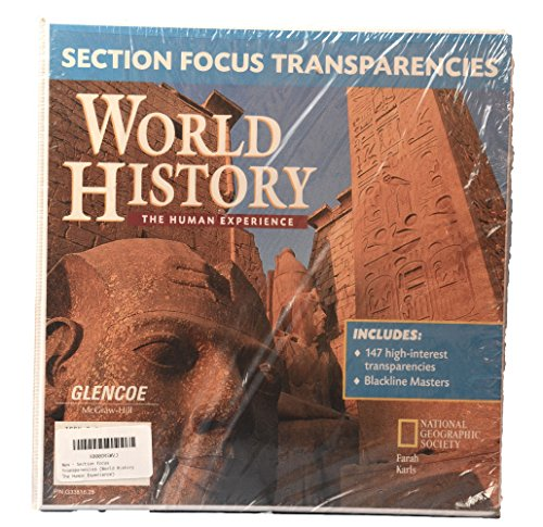 World History-The Human Experience: Section Focus Transparencies (2000 Copyright): Farah and Karls