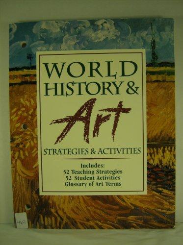 9780028233840: World History & Art (Strategies & Activities)