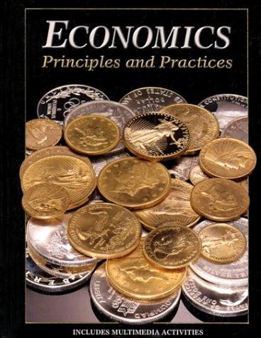 9780028235561: Economics: Principles+practices