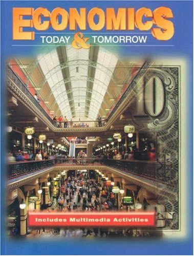 9780028235929: Economics Today and Tomorrow