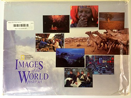 9780028236414: National Geographic Society: Images of the World Poster Set