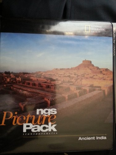 9780028236933: National Geographic Picture Pack Transparency Set: Ancient India