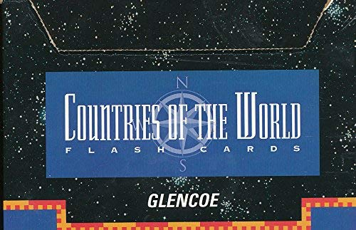 9780028237695: Glencoe Countries of the World Flash Cards