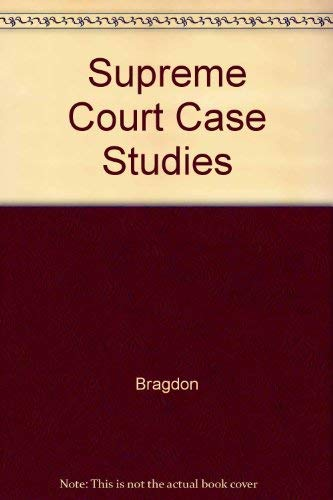 supreme court case studies glencoe mcgraw hill Supreme court case studies by bragdon, january 1996, glencoe/mcgraw-hill edition, paperback in english.