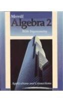 9780028242279: Merrill Algebra 2