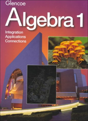 Algebra 1 Student Edition 1997: Alan G. Foster