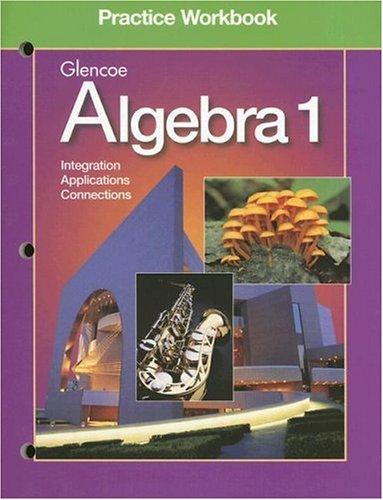 Algebra 1 (Workbook): Collins, William, Foster,