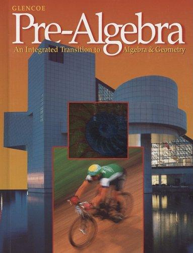 9780028250311: Pre-Algebra