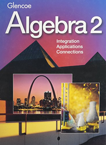 9780028251363: Algebra 2 Student Edition