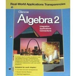 9780028251387: Realworld Applications Transparencies Fo