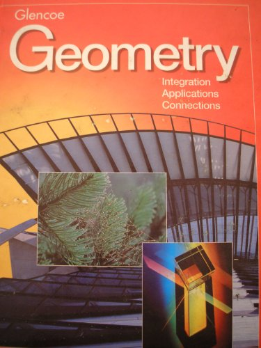 9780028252759: Geometry : Integration - Applications - Connections