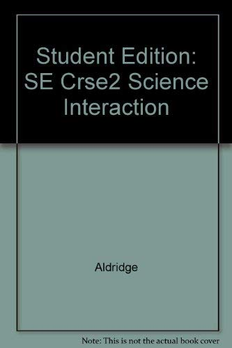 9780028260983: Science Interaction: Book 2