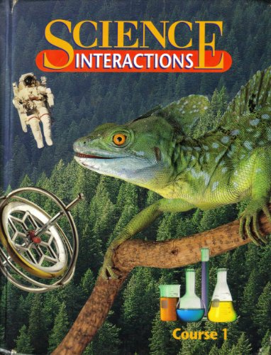 9780028267524: Science Interactions: First Course