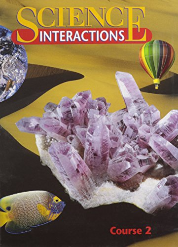 9780028268040: Science Interactions: Course 2