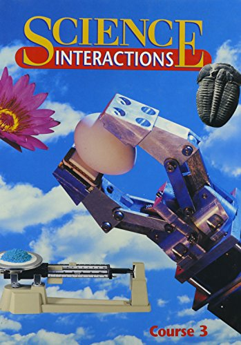 9780028268569: Science Interactions: 3rd Course