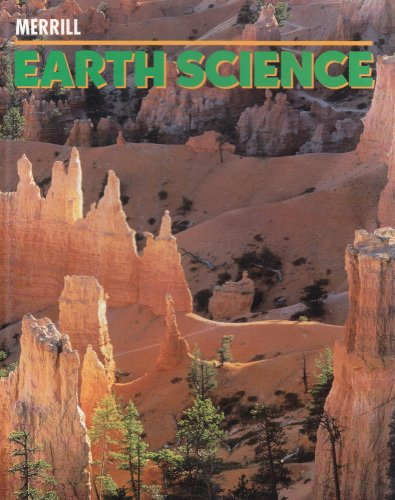9780028269085: Earth Science