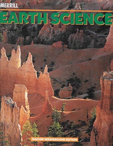 9780028269092: Earth Science: Teacher's Wraparound Edition
