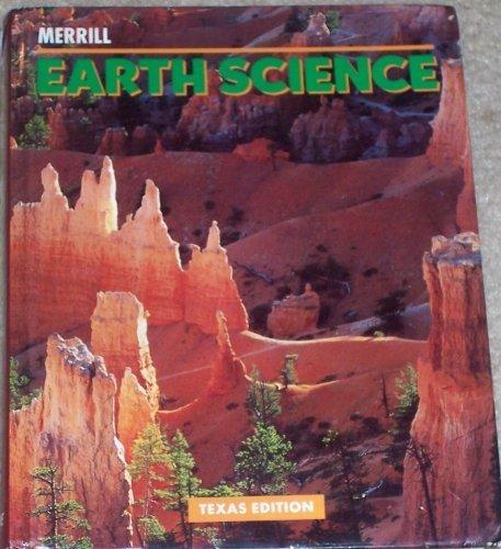 9780028269115: Merrill Earth Science: Texas