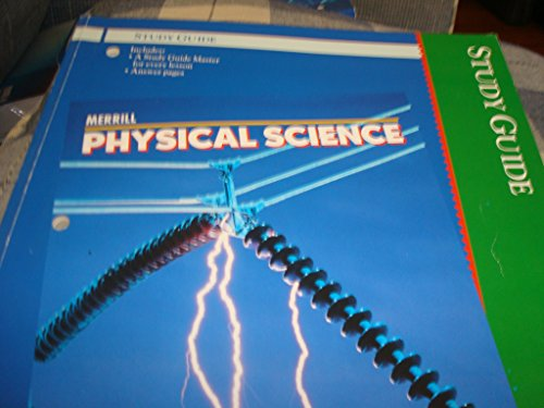 9780028269610: Merrill Physical Science Study Guide