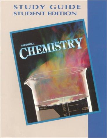 9780028272269: Merrill Chemistry: Study Guide