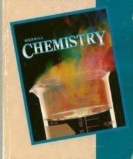 9780028272344: Merrill Chemistry: Chemactivity Masters