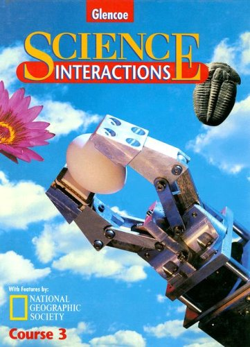 9780028274355: Science Interactions Course 3