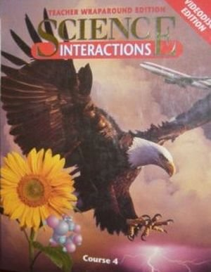 9780028275031: Science Interactions Course 4, Teacher's Edition