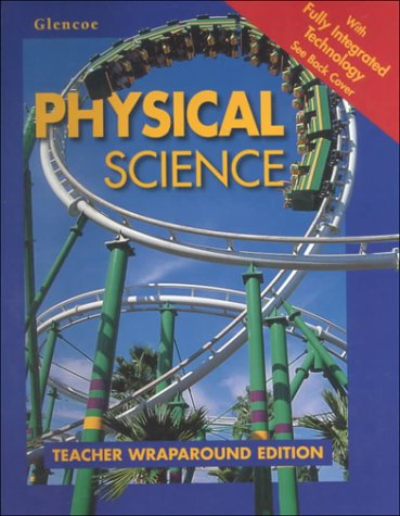 9780028275666: Physical Science: Teacher Wraparound Edition