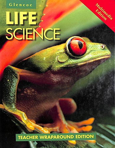 9780028277387: Teacher's Wraparound Edition: Twe Life Science 1997