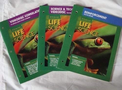 Glencoe Life Science Reinforcemement, Teacher Edition (9780028277516) by Glencoe