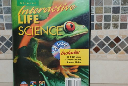 9780028277882: Glencioe Interactive Life Science Cd-rom and Teacher/Student Guides