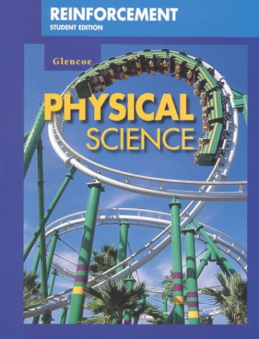 9780028278940: Physical Science Reinforcements