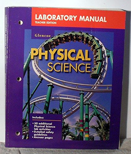 9780028278964: Glencoe Physical Science - Laboratory Manual (Teacher Edition)