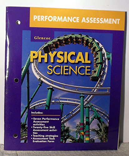 Performance Assessment (Glencoe Physical Science)