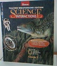 9780028280554: Science Interactions, 1998, Course 1