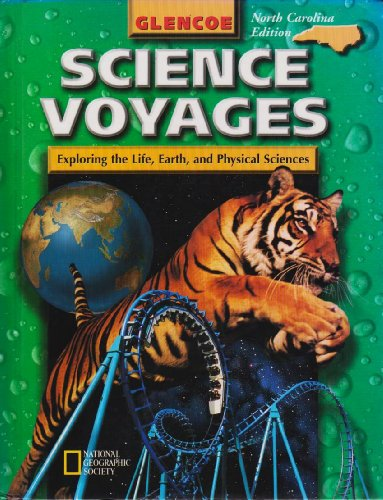 9780028285818: Glencoe McGraw Hill, Science Voyages 7th Grade Green Level North Carolina Edition, 2000 ISBN: 0028285816