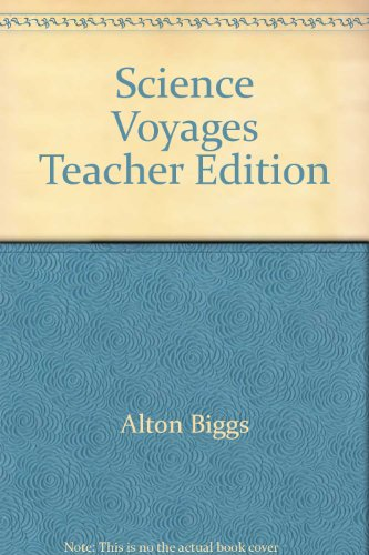 9780028286280: Science Voyages Teacher Edition