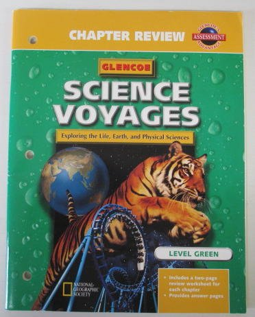 9780028288918: Science Voyages (Chapter Review Level Green)
