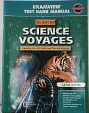 9780028288994: Glencoe Science Voyages: Examview: Test Bank Manual: Level Green