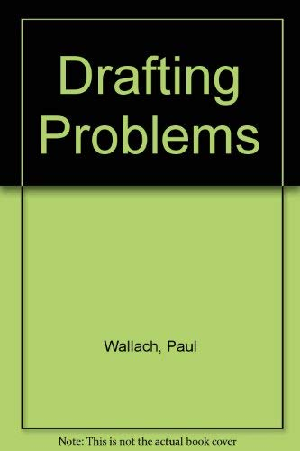 9780028296203: Drafting Problems