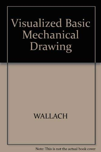 9780028296708: Visualized Basic Mechanical Drawing