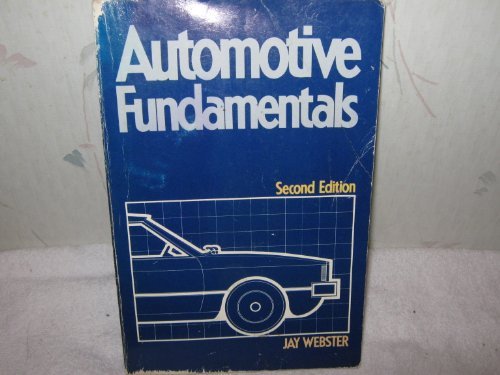 9780028297200: Automotive Fundamentals (Glencoe Automotive Technology Series)