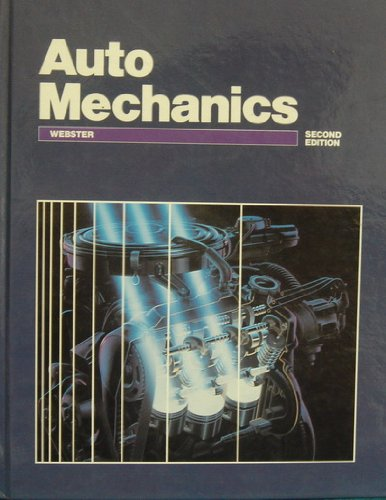 Auto Mechanics (Occupational Competency, 7): Webster, Jay