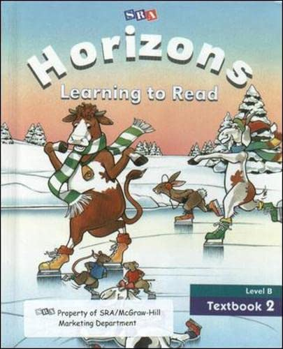 9780028307855: Horizons Learning to Read: Level B, Textbook 2
