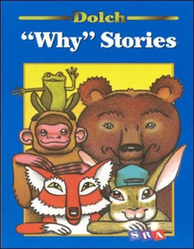 9780028308166: Why Stories (A Dolch classic basic reading book)
