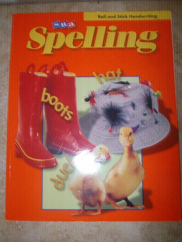 9780028308319: SRA SPELLING / BALL AND STICK 2 (P)