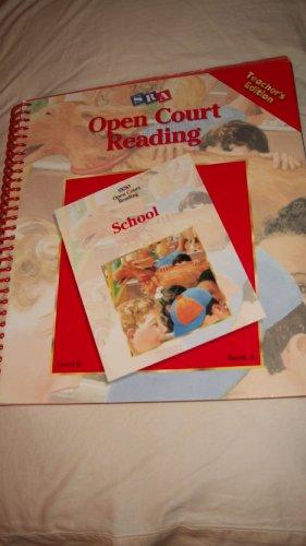 9780028309019: SRA Open Court Reading School Level K Book A Teacher's Edition (sra)