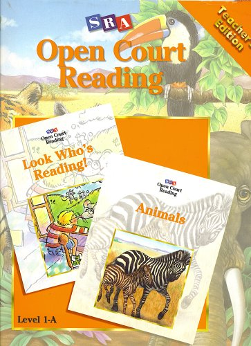 9780028309033: Open Court Reading Level 1-a - Teacher's Edition