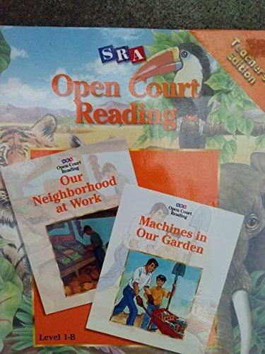 9780028309040: SRA Open Court Reading Level 1 Book B Teacher's Edition (Level 1-B)